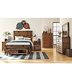 Legacy Metalworks Bedroom Collection