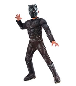 Marvel® Captain America: Civil War Black Panther Deluxe Muscle Chest Child Costume