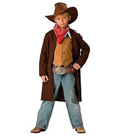 Rawhide Renegade Child Costume