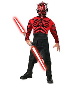 Disney® Star Wars™ Deluxe Muscle Chest Darth Maul Child Costume