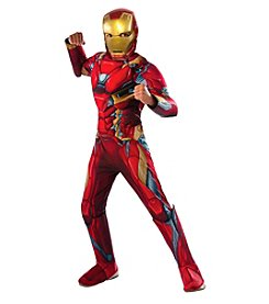Marvel® Captain America: Civil War Iron Man Deluxe Child Costume