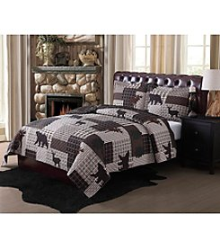 Remington® Upper Peninsula Quilt Set