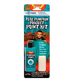 Pumpkin® Pro Teal Pumpkin Project Paint Kit