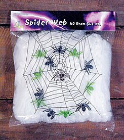 Decorative Spider Web