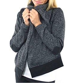 Ryka® Plus Size Moto Textured Jacket