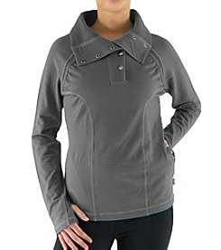 Ryka® Plus Size Snap Pullover