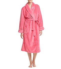 Jasmine Rose® Fleece Robe