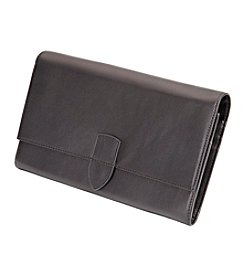 Royce® Leather Luxury Travel Passport Document and Currency Organizer
