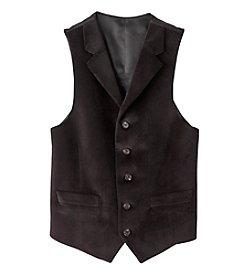 Lauren Ralph Lauren Boys' 8-20 Velvet Vest