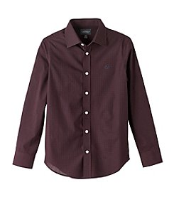 Lauren Ralph Lauren Boys' 8-20 Long Sleeve Buttondown Shirt