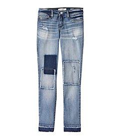 Jessica Simpson Girls' 7-16 Toki Kiss Me Skinny Jeans