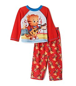 Komar Kids Boys' 2T-4T 2-Piece Daniel Tiger Pajama Set