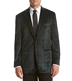 Polo Ralph Lauren® Men's Blackwatch Plaid Velvet Sport Coat