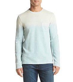 Calvin Klein Jeans® Men's Long Sleeve Beach Crew Neck Tee