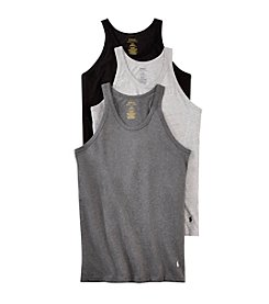 Polo Ralph Lauren® Men's 3-Pack Slim Fit Tank Tops