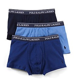 Polo Ralph Lauren® Men's 3-Pack Trunks