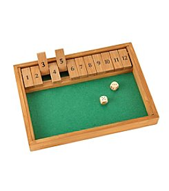 Cheer Wood Shut The Box Game