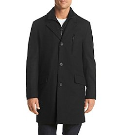 Andrew Marc® Men's Truro Wool Topcoat