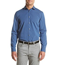 Michael Kors® Men's Tailored Fit Long Sleeve Button Down Shirt