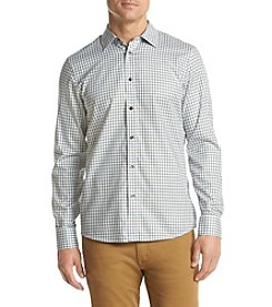 Michael Kors® Men's Tailored Fit Davis Twill Long Sleeve Button Down Shirt