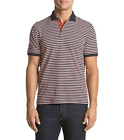 Michael Kors® Men's Short Sleeve Striped Polo