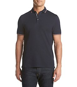 Michael Kors® Men's Short Sleeve Tipped Ribbon Polo