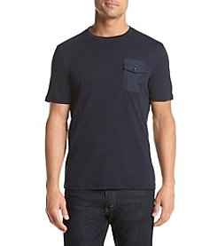 Michael Kors® Men's Liquid Cotton Pocket Crew Neck Tee