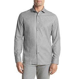 Michael Kors® Men's Tailored Fit Hollis Long Sleeve Button Down Shirt