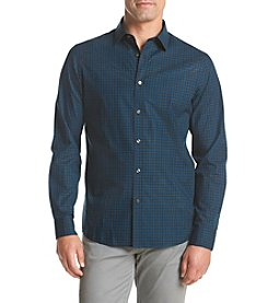 Michael Kors® Men's Tailored Fit Slater Long Sleeve Button Down Shirt