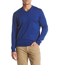 Le Tigre Men's V-Neck Sweater