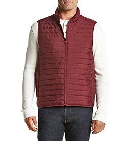 John Bartlett Consensus Men's Solid Puffer Vest