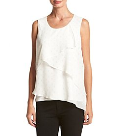 Relativity® Cascade Tier Tank Top
