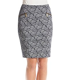 MICHAEL Michael Kors® Paisley Pencil Skirt