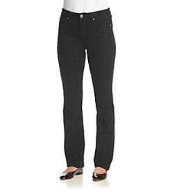 Relativity® Super Soft Straight Jeans