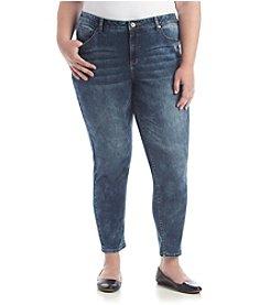 Ruff Hewn Plus Size True Skinny Jeans