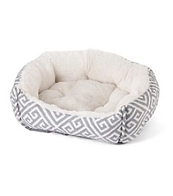 Animal Planet® Patterned Pet Bed Small Micro Suede