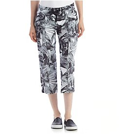 Marc New York Performance Peony Printed Pants