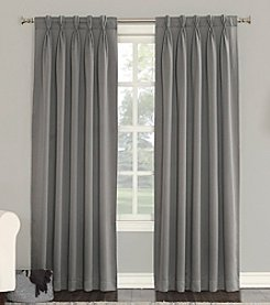 Sun Zero™ Redding Pinch Pleat Curtain