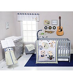Trend Lab Safari Rock Band Baby Bedding Collection