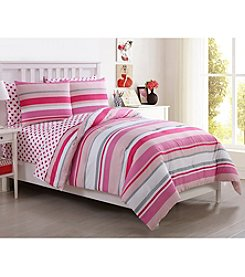 VCNY Home Montana Cabana Stripe Bed-in-a-Bag