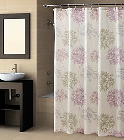 Croscill® Dandelion Shower Curtain