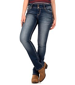 Wallflower® Luscious Curvy Mini Bootcut Jeans