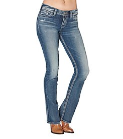 Silver Jeans Co. Tuesday Mid Rise Bootcut Jeans