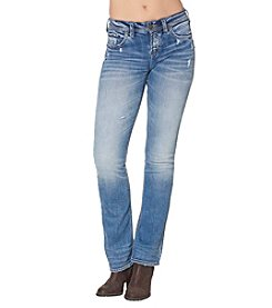 Silver Jeans Co. Suki High Rise Bootcut Jeans