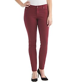 Nine West Jeans® Mid Rise Stretch Skinny Jeans