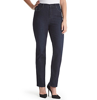 f185c232402ad2 ... UPC 822980891337 product image for Gloria Vanderbilt® Amanda Embroidered  Pocket Straight Leg Jeans | upcitemdb ...