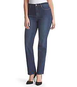 Gloria Vanderbilt® Amanda Straight Leg Jeans