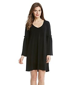 Karen Kane® Bell Sleeve Dress