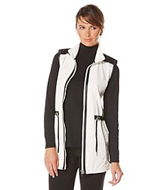 Rafaella® Petites' Anorak Water Resistant Vest