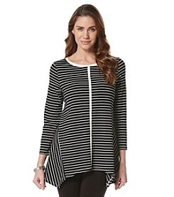 Rafaella® Petites' Stripe Tunic